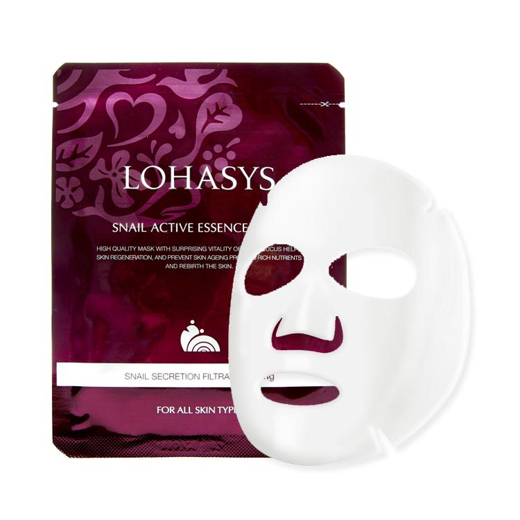 [ロハシス]スネイルアクティブエッセンスマスク