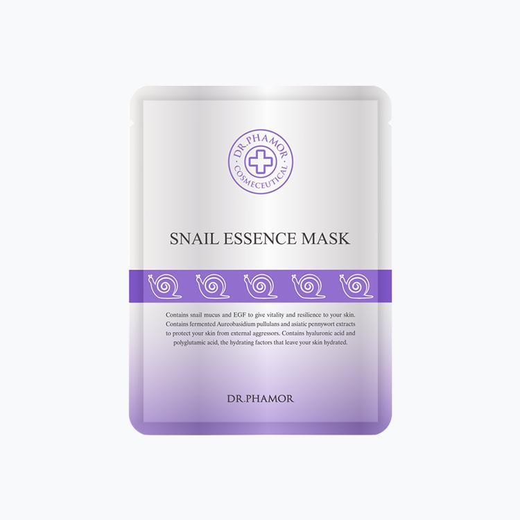 [ドクターファモール]スネイルエッセンスマスク
