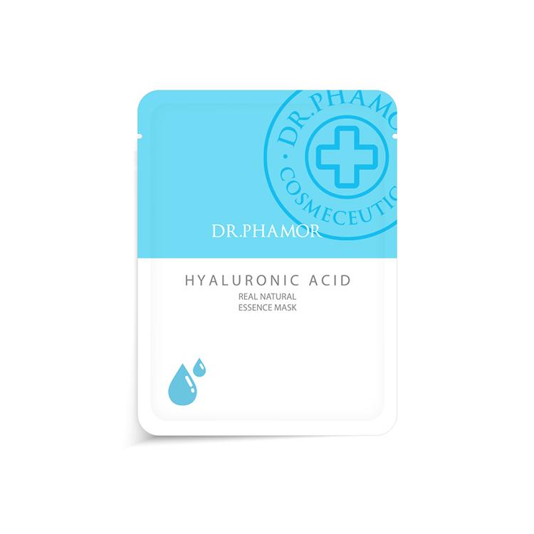 [ドクターファモール]ヒアルロン酸リアルナチュラルエッセンスマスク