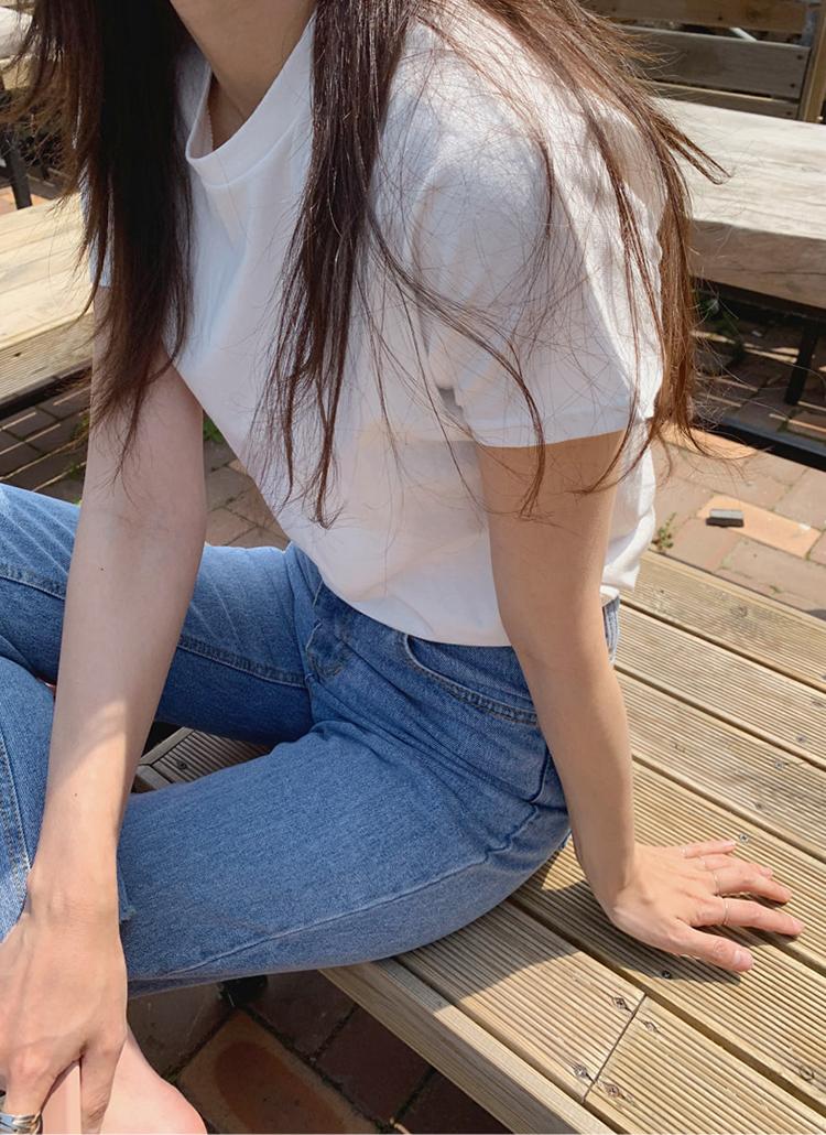 ドルマンスリーブ半袖Tシャツ