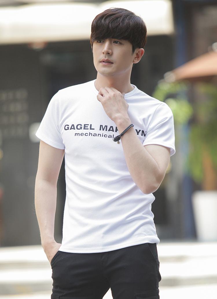 GAGELプリントTシャツ