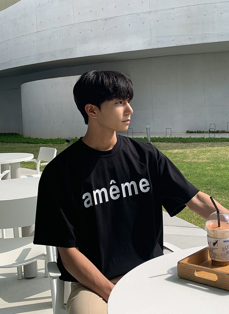 amemeプリントTシャツ