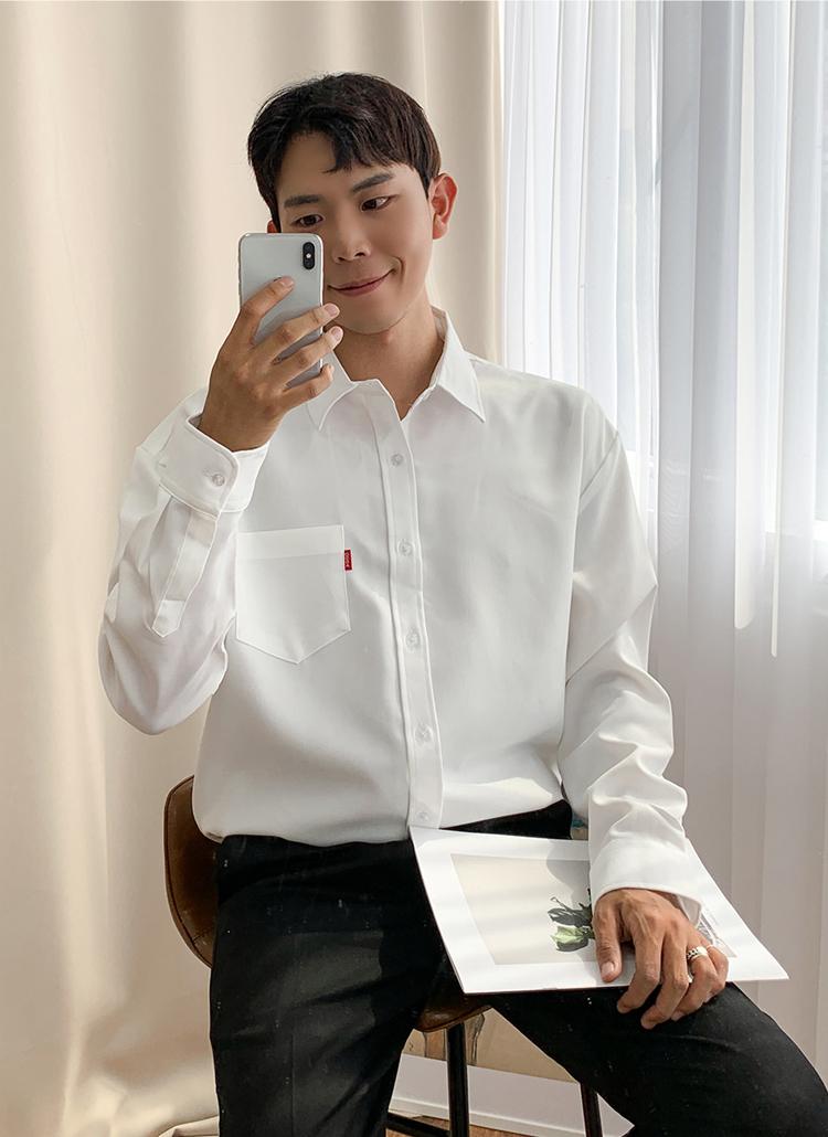 12COLORSシャツ