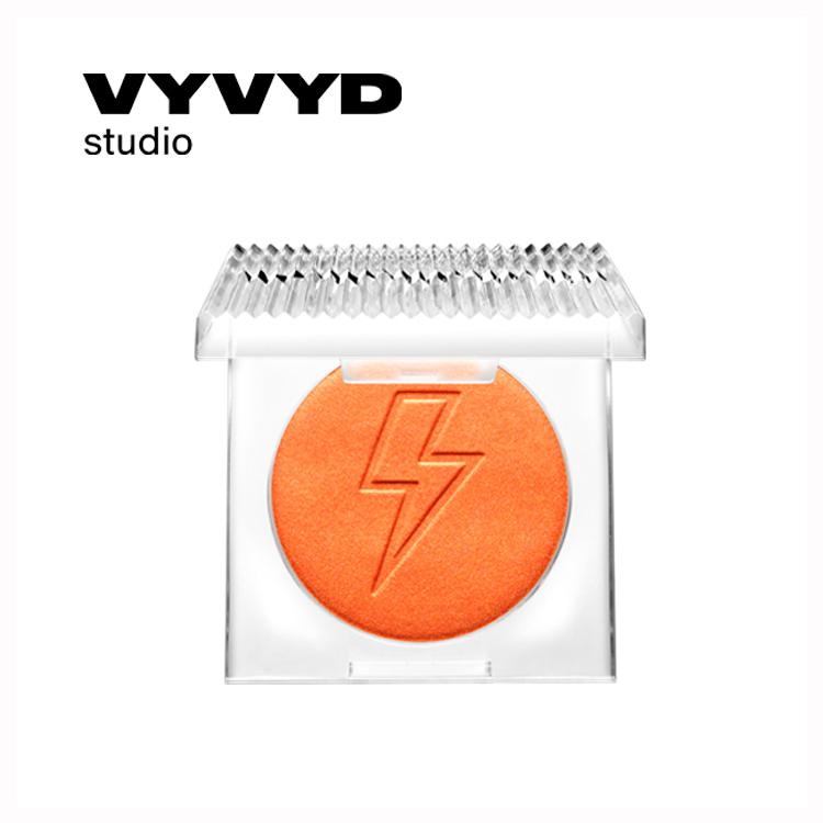 [ビビットスタジオ]チークフラッシュブラッシャーNO.10アンバーメタル