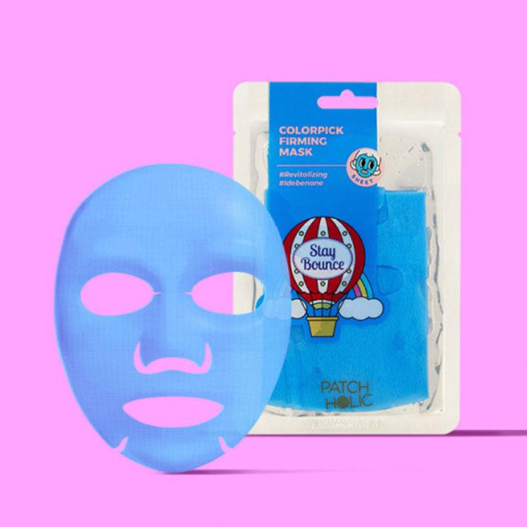 [パッチホリック]カラーパックファーミングマスク(1枚入り)