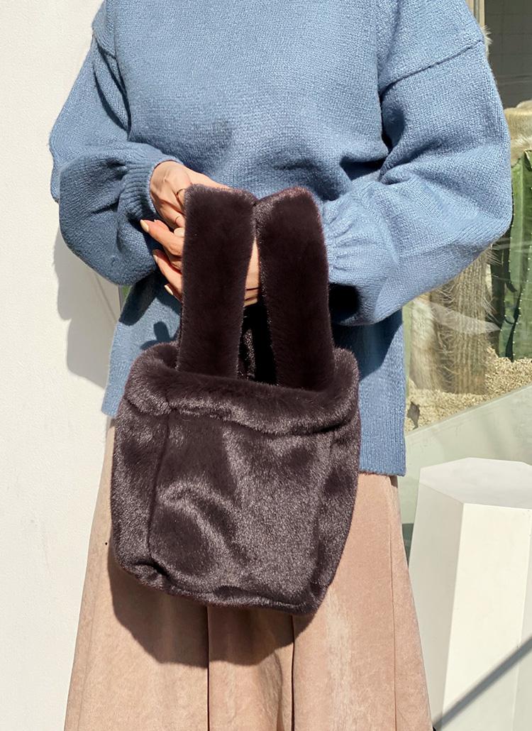 エコファーミニバッグ・全3色