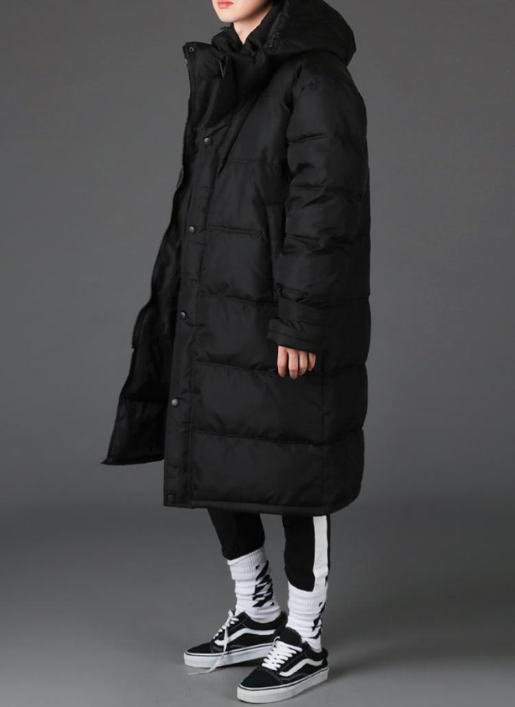 中綿ロングジャケット