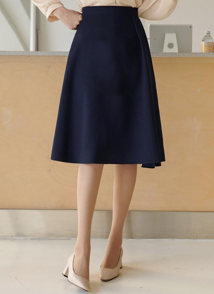 フレアAラインスカート