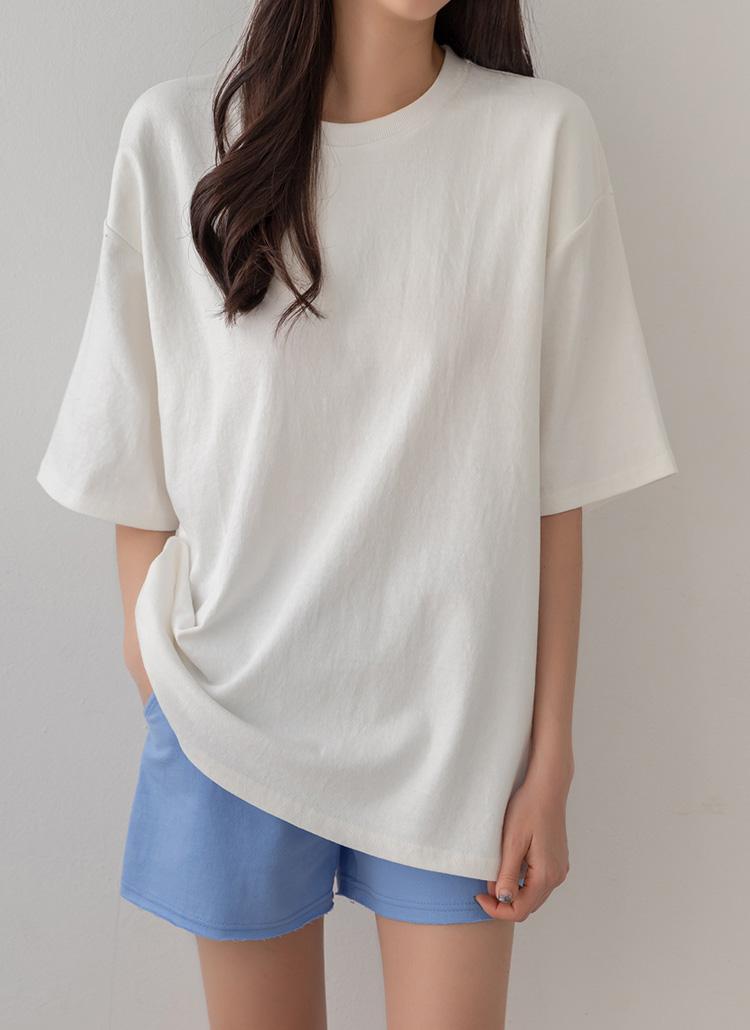 カップ付半袖Tシャツ