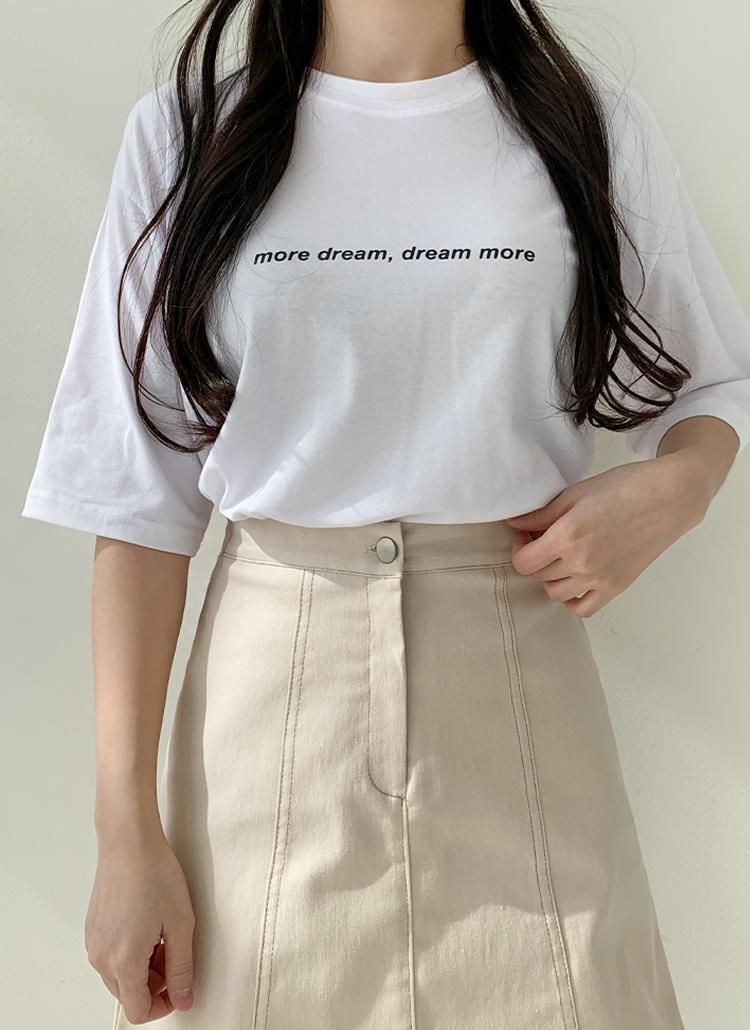 Dream半袖Tシャツ