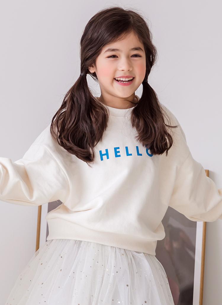 HELLOスウェット(junior)