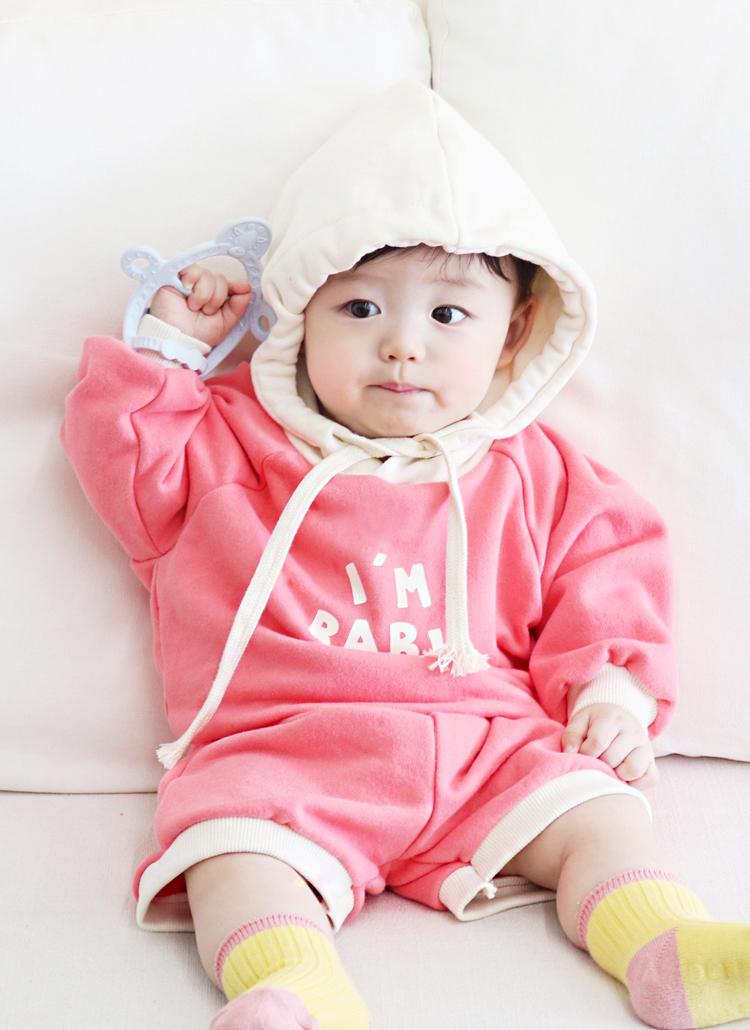 I'M BABY上下SET