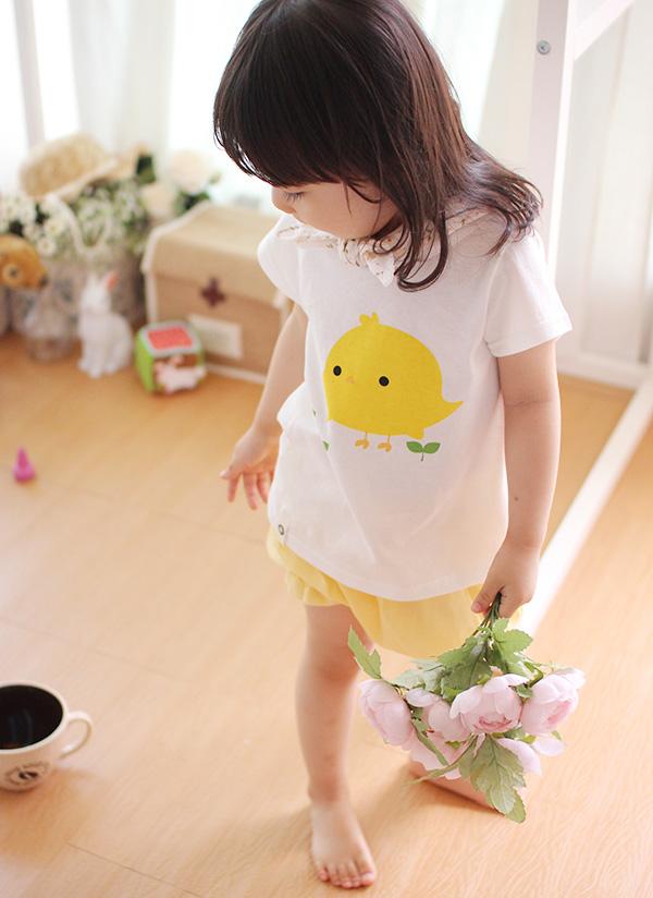 chick半袖Tシャツ