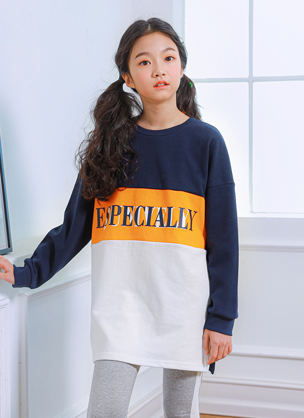NT05ロングTシャツ(ネイビー)
