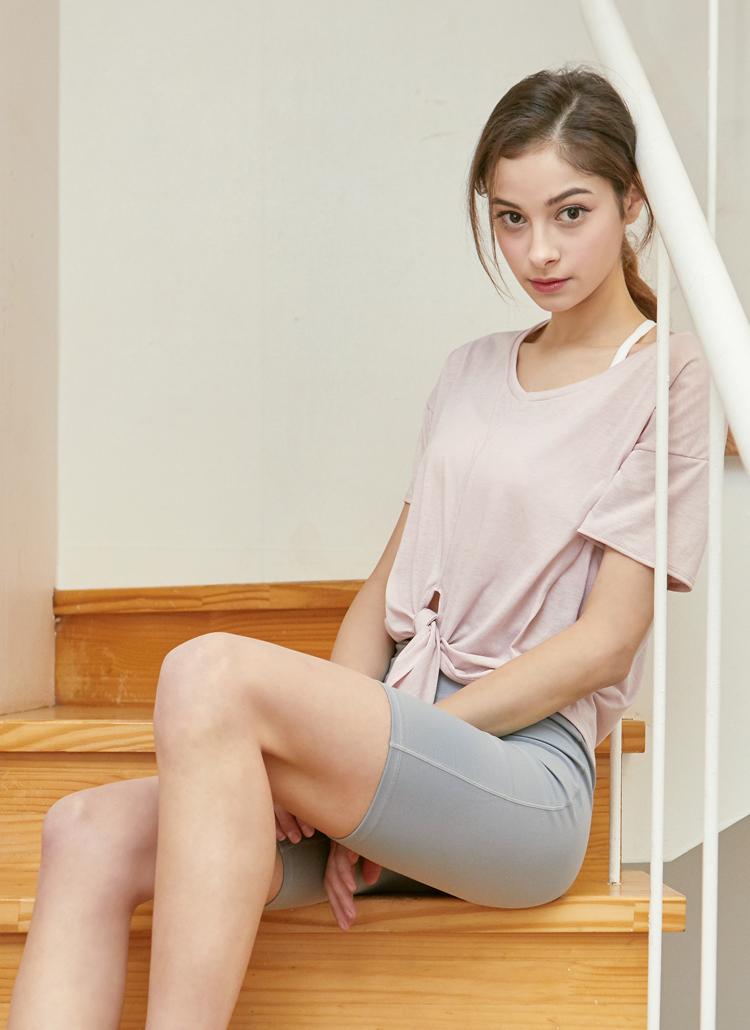ノットポイントTシャツ(サーモンピンク)