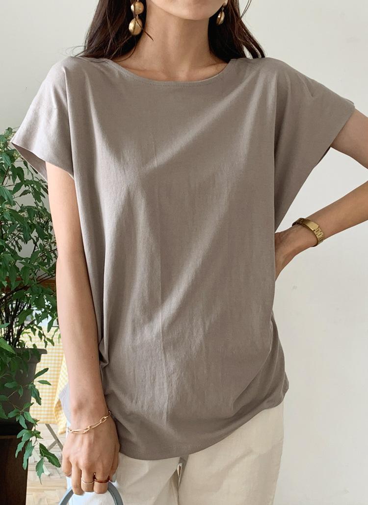 ウィングスリーブTシャツ・全5色