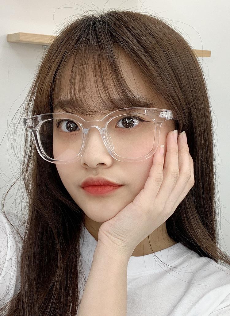 *UV400*2TYPEフレーム眼鏡