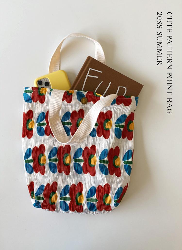 5TYPEパターンミニバッグ・全6色