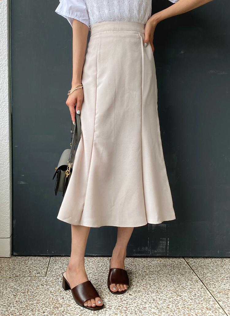 マーメイドスカート・全2色