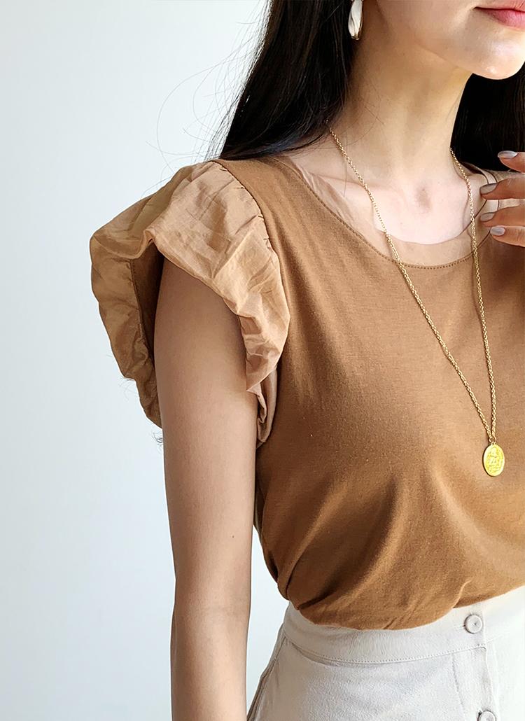 バルーンショートスリーブTシャツ・全5色