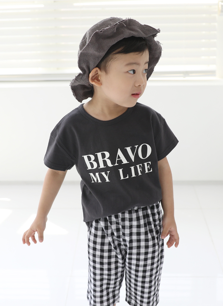 BRAVO半袖Tシャツ