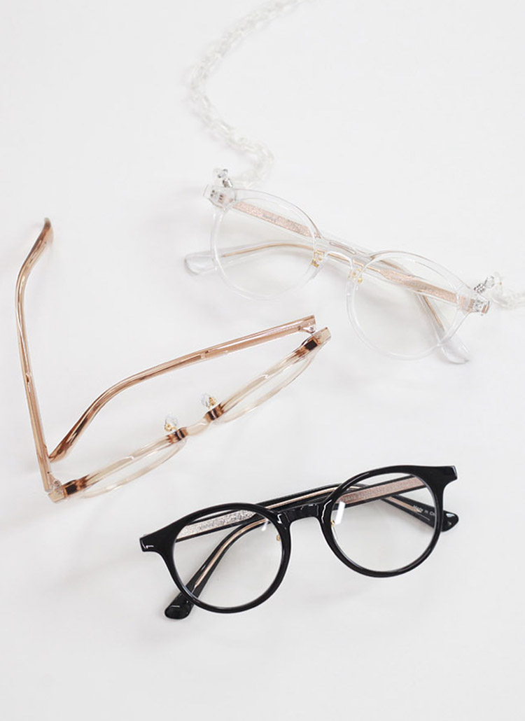 ボストン眼鏡