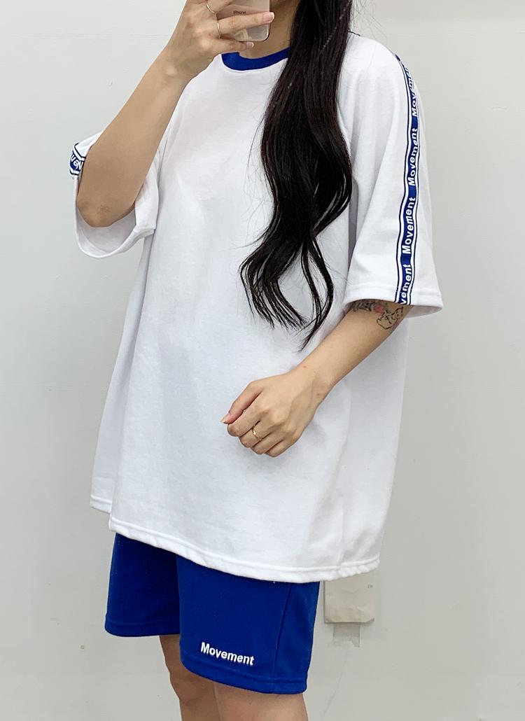Movement半袖Tシャツ&パンツSET