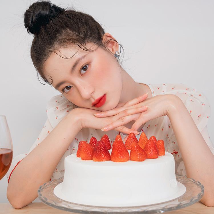 [ロムアンド] ゼロベルベットティント 13 ベリーケーキ