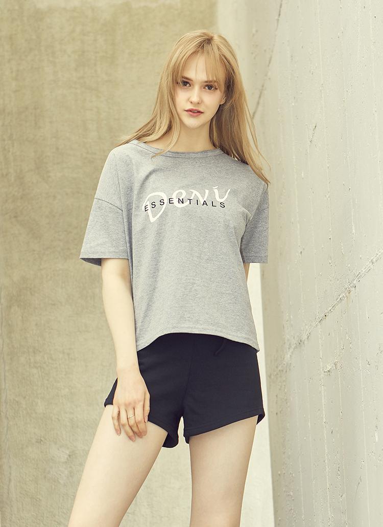 Devi半袖Tシャツ(グレー)