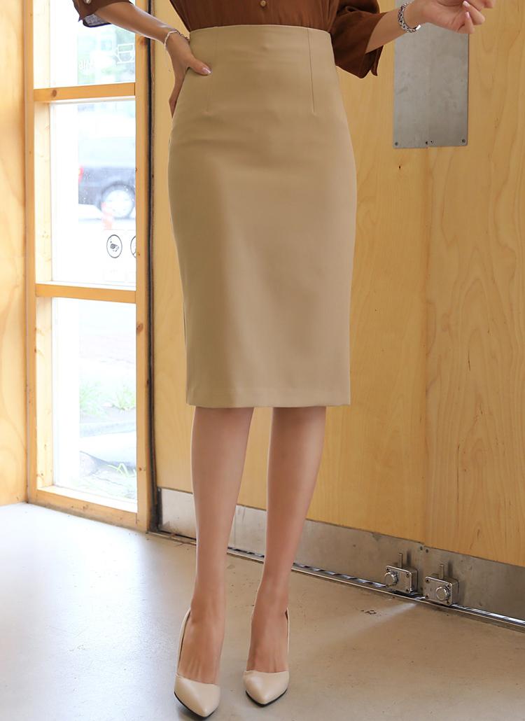 Hラインスカート