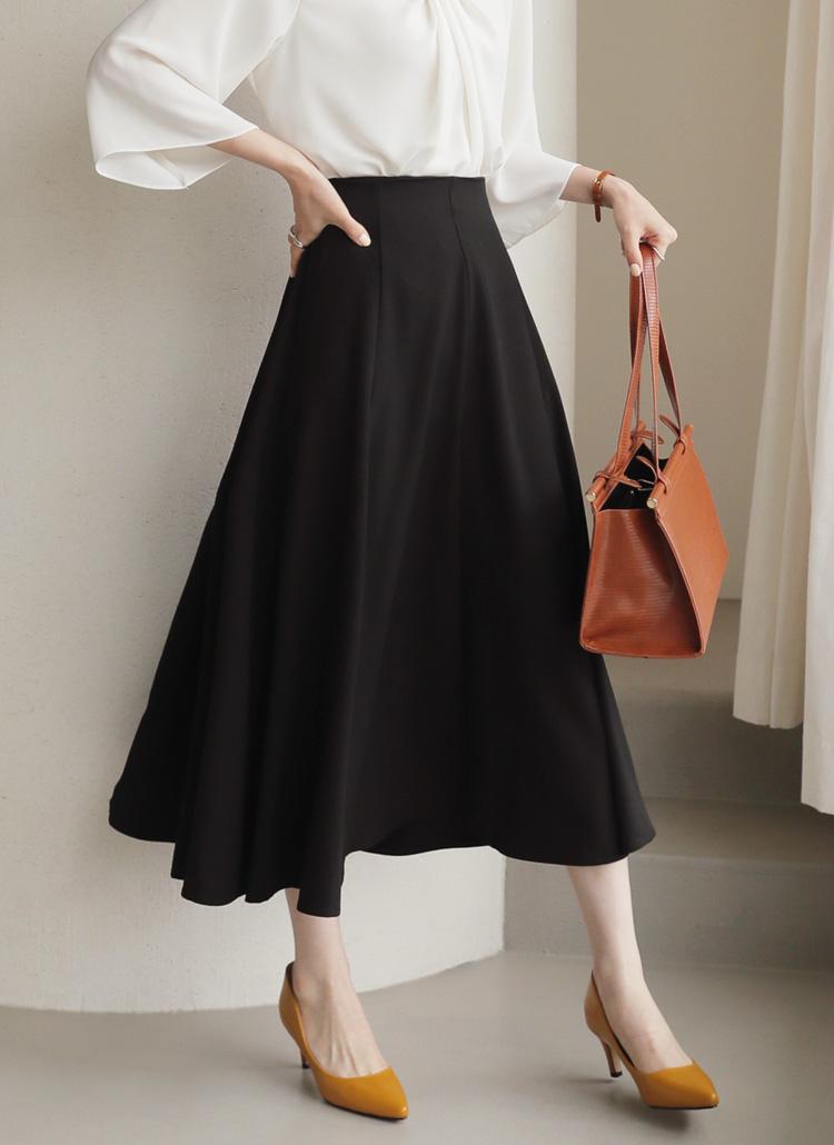 フレアスカート・全2色