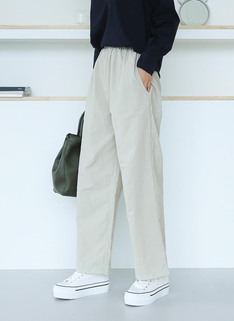 ポケットイージーパンツ・全4色