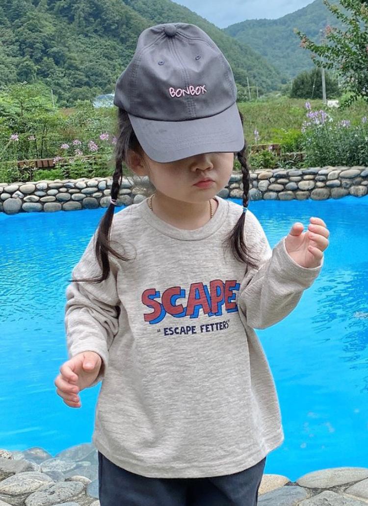 SCAPEロゴTシャツ
