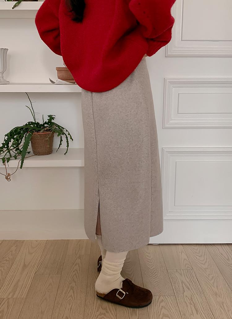 ソフトロングスカート
