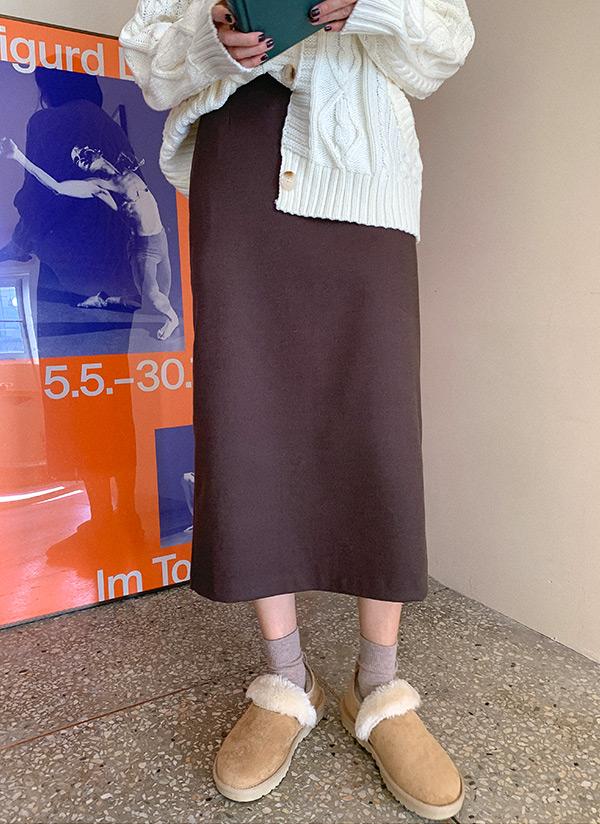 バックゴムスカート