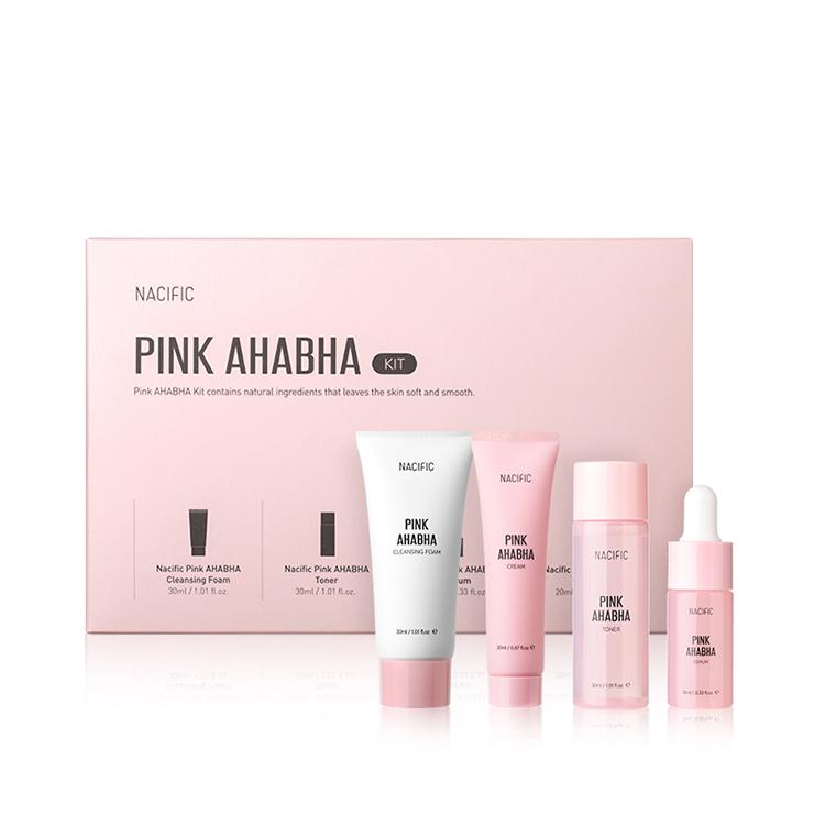 [ネシフィック] ピンクAHABHAキット