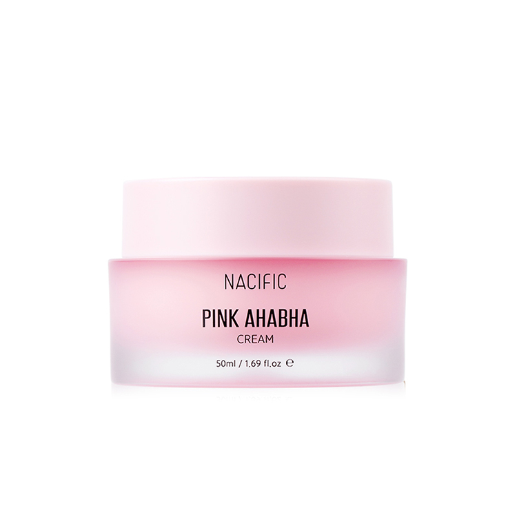 [ネシフィック] ピンクAHABHAクリーム50ml