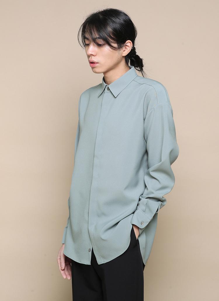 フライフロントシャツ・全10色