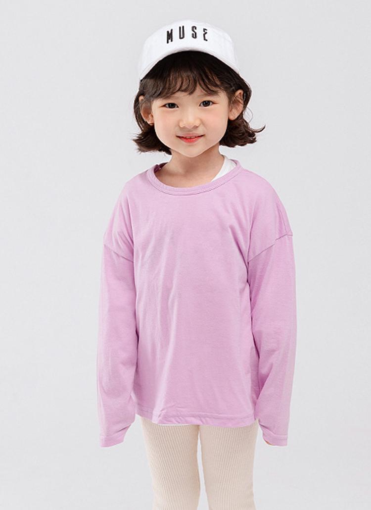ベーシックソフトTシャツ(junior)