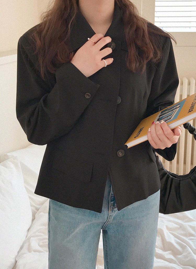 フラップポケットジャケット