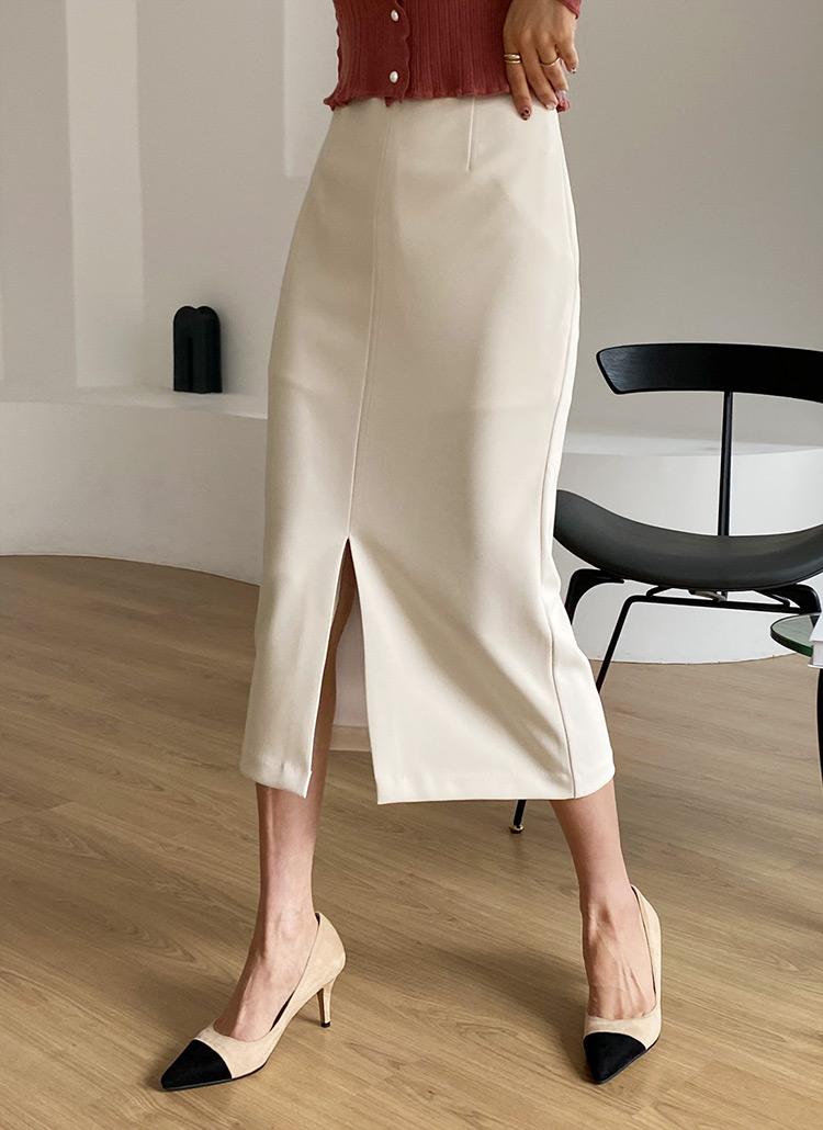 シークレットゴムスカート・全4色