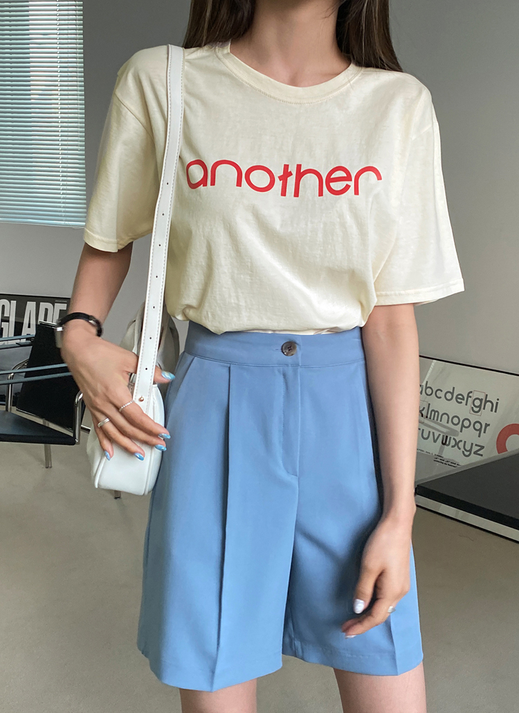 another半袖Tシャツ・全4色