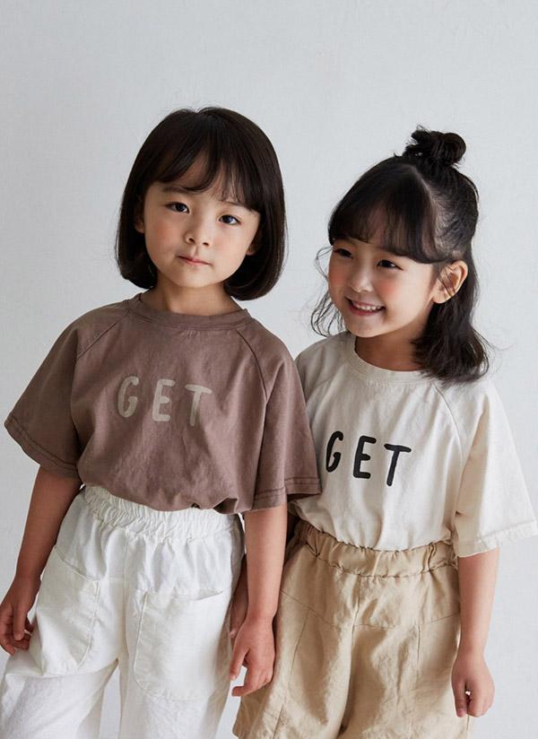 GET半袖Tシャツ(junior)