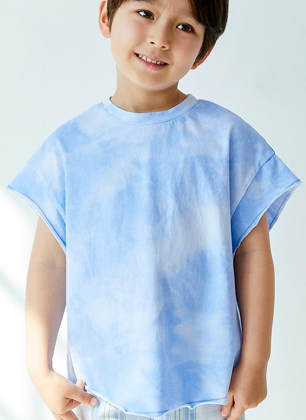タイダイショートスリーブTシャツ(junior)