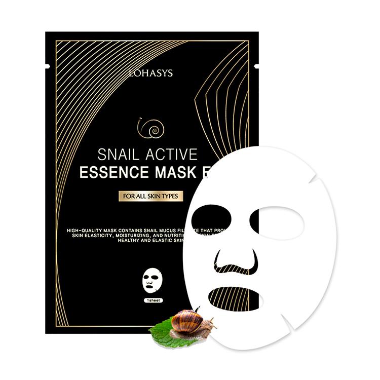 [ロハシス] スネイルアクティブエッセンスマスク EX 1枚