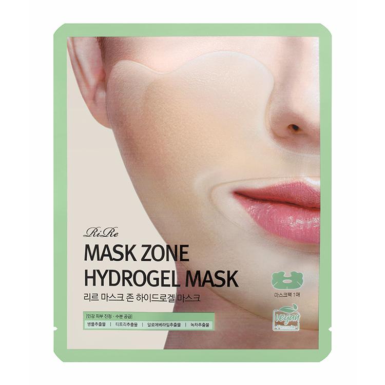 [リル] マスクゾーンハイドロゲルマスク