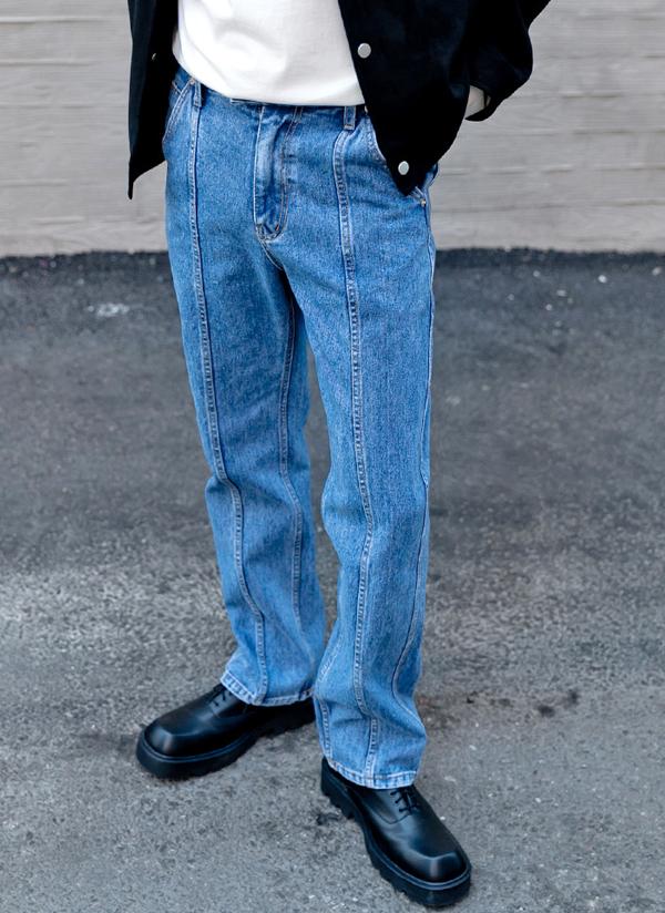 センターラインジーンズ