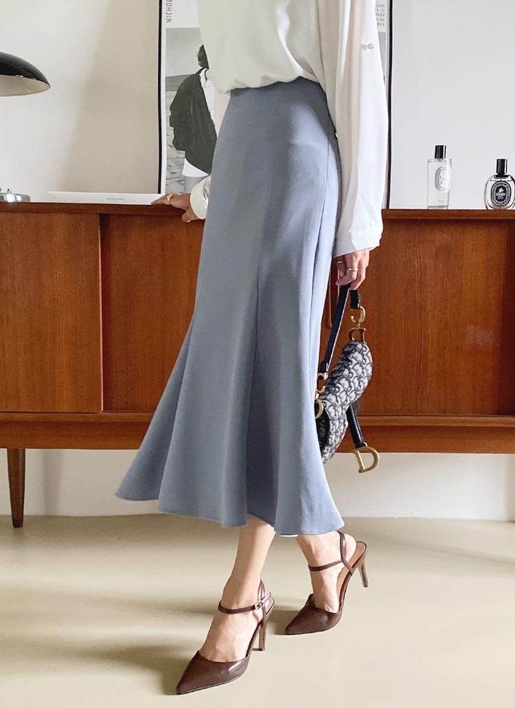 マーメイドスカート・全4色